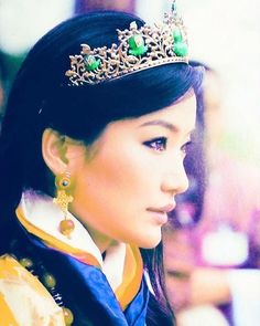 Queen Jetsun Pema of Bhutan ❤️ #everythingroyaltyjetsun
