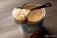 COCONUT FLOUR:  Helpful tips and recipes for using this flour from SheKnows.com #coconutflour #glutenfree #paleo