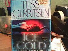 Tess Gerritsen Ice Cold audiobook ft Rizzoli and Isles