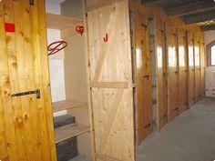 Finaste Huset: inredning i stall