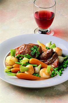 Navarin aux petits légumes - Larousse Cuisine