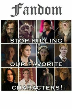 About half of them on there are Harry Potter