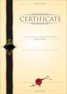 26 best certificate templates images clip art certificate