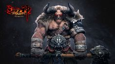 Bull Demon King by hu zheng | Creatures | 3D | CGSociety