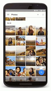Google Photos updated with new features includes unlimited Photo Backup ~ whatsupgeek