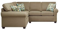 Serena II 2 Piece Sectional - Art Van Furniture