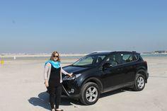 Driving in Bahrain