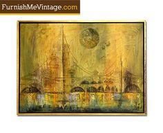 van-hoople-mid-century-painting