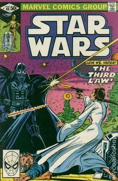 STAR WARS 48, MARVEL COMICS