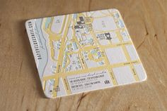 many ideas for the coaster  - save the date  - business card  - invitation  - new home