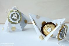 Goodie Stampin Up Tuete Geschenktuete Christmas Give Away 217