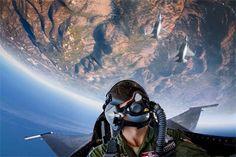 Incredible F-35 Cockpit POV