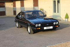 1982 Ford Capri 2.8i – Sold