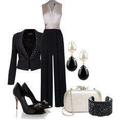 """""""Jumpsuits"""" by dgia on Polyvore"""