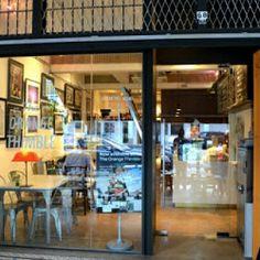 The Orange Thimble, Blk 56, #01-68, Eng Hoon Street, Tiong Bahru, Singapore - cafe restaurant breakfast lunch