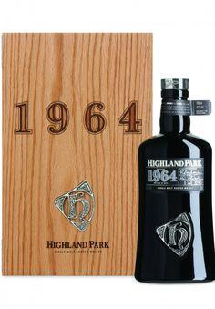 Highland Park 1964 single malt whisky available from Whisky Please.
