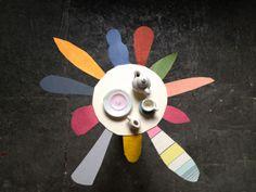 blooming table by virginhoney, via Flickr