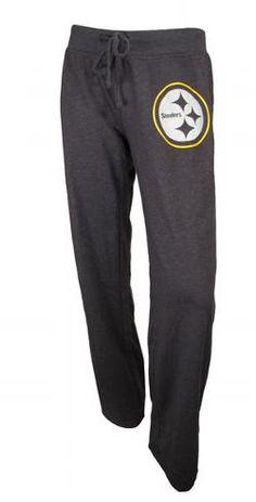 Pittsburgh Steelers Women's Centennial Tri-blend Pant - Official Online Store