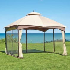Garden Oasis Mission Creek 10ft x 12ft Hardtop Gazebo alternate