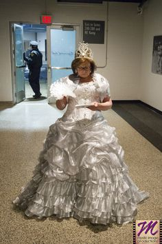 Patrice Catan, owner of Catan Fashions, the country's largest destination bridal salon, is an avid philanthropist. Here she is about to appear as a Fairy Godmother to present a wish to a sick child at the Make A Wish Foundation's Annual Fundraiser in Cleveland, OH