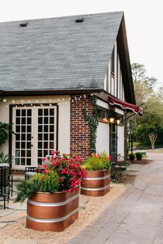 Use Rustoleum paint on your galvanized planters.