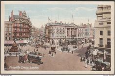 Cornovia_Postcards sells an item for until Tuesday, 2 June 2020 at BST in the Piccadilly Circus category on Delcampe Postcards For Sale, Piccadilly Circus, South Yorkshire, Vintage London, Advertising Photography, Rest Of The World, London England, Vintage Photos, Paris Skyline