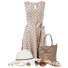 Pretty Woman Polka Dot Outfit by helenehrenhofer on Polyvore featuring Wallis, Maiden Lane, YesStyle, Topshop, Givenchy and Marc by Marc Jacobs