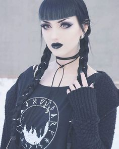 WEBSTA @ obsidiankerttu - @altfashionuk 's End of year poll has ended, and I won the International model category!Thank you so much for voting, I appreciate your love and faith in me and my work. Love you all! . @nena.mit Shirt: @wallinapparelCardi: @killstarcoChoker: @hellaholicsHair spikes: @regalroseMakeup: Venom   Art-Ki-Tekt @lasplashcosmetics (discount code for all orders on LASplash website - MUA640 for 15% off)#goth #gothic #gothfashion #gothmakeup #gothstyle #gothlifestyle #inst...