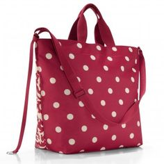 Daybag ruby dots