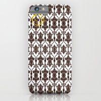SHERLOCK HOLMES WALLPAPER iPhone 6 Slim Case