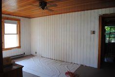 Best Flooring for Knotty Pine Walls . Best Flooring for Knotty Pine Walls . Painted Paneling Walls, Painting Wood Paneling, Plank Walls, Wood Panel Walls, Painted Pine Walls, Painting Laminate, Knotty Pine Paneling, Knotty Pine Walls, Knotty Pine Kitchen