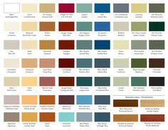 Charming Couleur Peinture Exterieur Facade Nuancier Peinture, Peinture  Extérieure, Couleur Peinture, Couleurs De