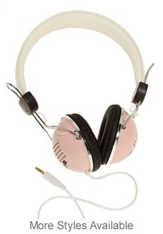 If only I didn't care about sound quality.. Unfortunately these headphones suck. But so cute!!