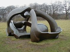 Hill Arches, Henry Moore, Yorkshire Sculpture Park
