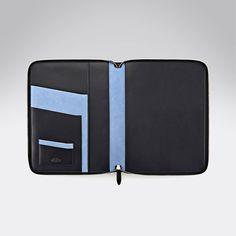 A4 Zipped Folder - Smythson