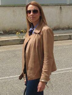 Νέες δηλώσεις από την Χριστίνα Γκαρά Παπαγιάννη για τις επερχόμενες εκλογές της Κυριακής..