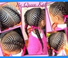 children braiding hairstyles Intended for Provide glamour | Proper ...