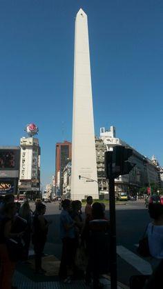 Obelisco, Buenos Aires, Argentina