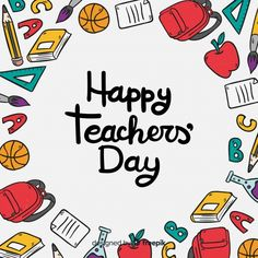 Lovely hand drawn world teachers' day composition Free Vector World Teacher Day, World Teachers, Teachers Aide, Teachers Day Photos, Teachers Day Poster, Happy Teachers Day Wishes, Wishes For Teacher, Teacher Toolkit, Teacher Memes