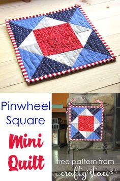 10 Brilliant Projects to Upcycle Leftover Fabric Scraps - Nedette Easy Sewing Projects, Sewing Projects For Beginners, Sewing Hacks, Sewing Tutorials, Quilt Tutorials, Sewing Ideas, Mini Quilt Patterns, Sewing Patterns Free, Free Sewing
