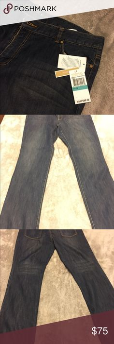 Michael Kors women's jeans size 16R New with tags Micheal Kors jeans Michael Kors Jeans Boot Cut