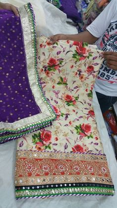 Saheli Couture Floral Print Suits With Net Dupatta Collection 2015