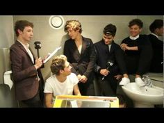 HARRY'S FACE WHEN ASKED THE RUDEST THING HE'S EVER SEEN ON THE INTERNET OMG I'M LAUGHING SO HARD THE FANFICTION OMG. And when Haz totally throws Liam under the bus for his dream ... -E