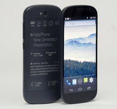 The Mullet Of Smartphones: E-Ink In Front, Color Display In Back | Co.Design | business + design