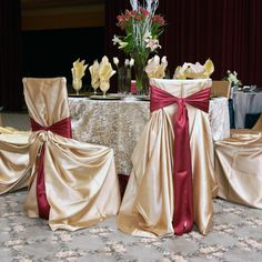 Rent Chair Covers &