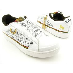 #L.A.M.B. by Gwen Stefani and Royal Elastics Baby Womens Leather Sneakers Shoes