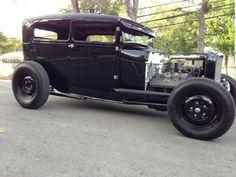 1928 ford model a tudor sedan/1932 frame w/ 1950 mercury flathead v8/fresh build freshly built 1928 ford model-a sedan on 1932 frame w/ 1949 mercury flathead v8. very traditional build with period correct speed parts.