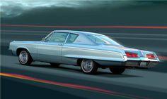 1967 Dodge Polara Fast Top