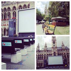 #filmfestival #rathausplatz #wien #vienna #unicredit #bankaustria #film #musik #ad