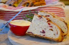Cranberry-Rosemary Bread is the perfect savory winter bread. Serve with soups, salads, and cheeses. It's great for breakfast too.